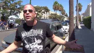 Ex-WWE star, Rob Van Dam says CM Punk should not come back to the WWE- Subscribe