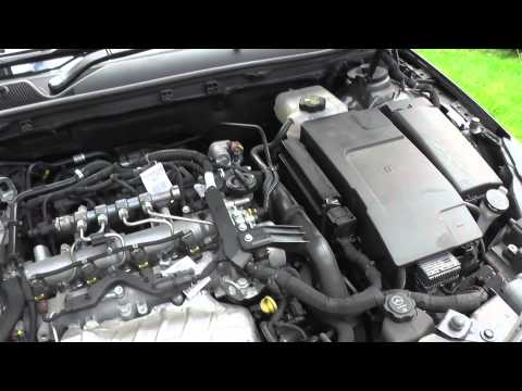 Vauxhall Insignia Power Steering Fluid Location