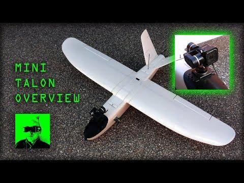 » Mini Talon Overview - Gimbal, Parts, Setup & More