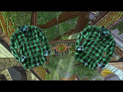 Wizard101: The Green Clothes Curse