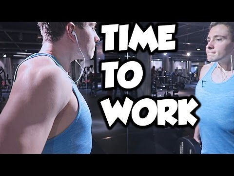 Time To Get Back On It: Shoulders Workout