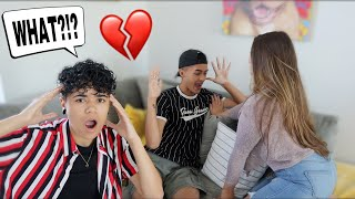 I Made My Best Friend FLIRT With My Girlfriend To See How She Would React *GONE WRONG*