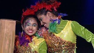 D5 Junior | Stunning performance of Haripriya and Athira | Mazhavil Manorama