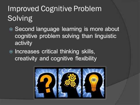 Benefits of Second Language Learning in Early Childhood