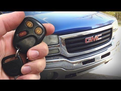 Key fob won't work - Reprogramming keyless remote - pre-2007 GM vehicle
