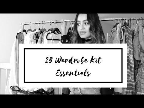 Wardrobe Stylist Kit Essentials
