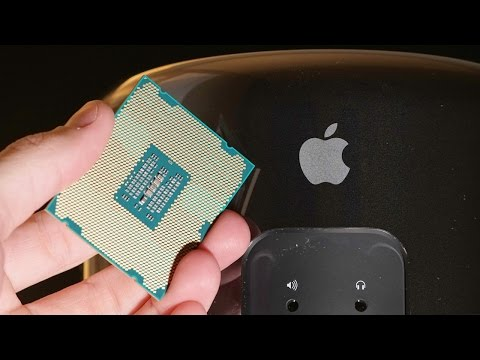 Mac Pro (Late 2013) CPU Upgrade w/ Benchmarks!!!