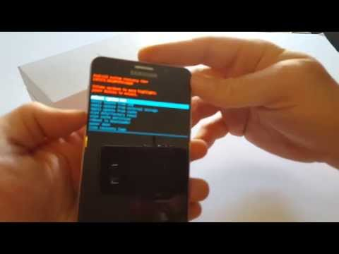 Samsung Galaxy Note 5 How to Wipe Cache Partition