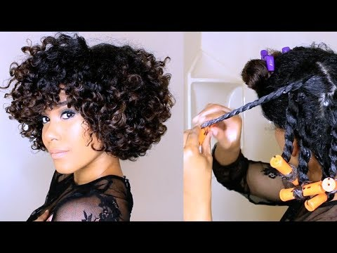 My Twist N Curl Using ONE PRODUCT ONLY GIVEAWAY CLOSED!