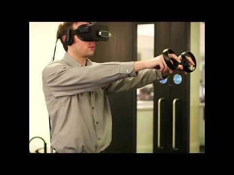 Colonoscopy virtual reality