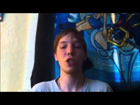 Meet Nicholas, 23, Dissociative Identity Disorder