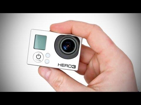 GoPro Hero3 HD Camera Unboxing (Black Edition)