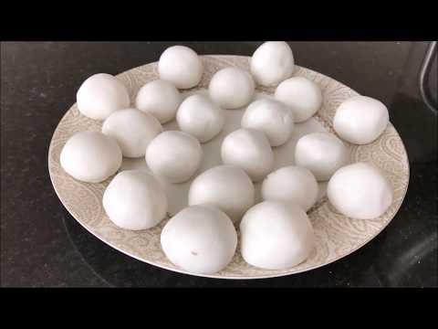 How to make glutinous rice balls