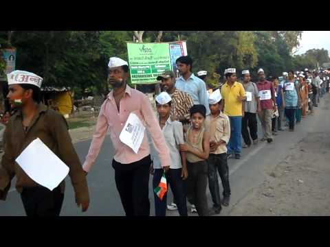 IITK Fight Against Corruption 27th August, 2011
