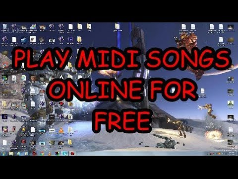 Ways to play gaming music for free online without downloading them