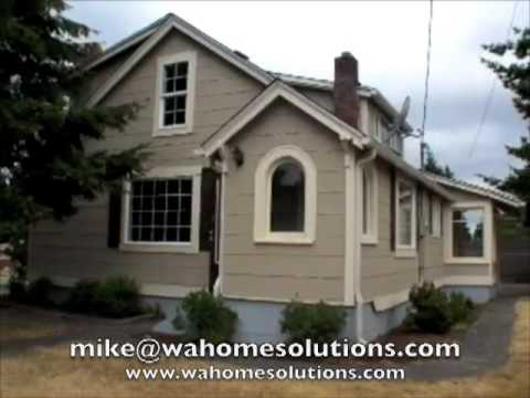 Gorgeous Tacoma Lease to Own, Lease Option Pierce County - Completely Remodeled