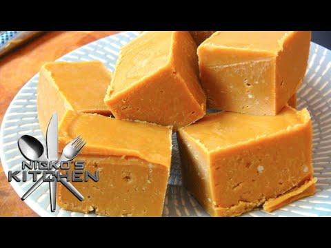 How to make Peanut Butter Fudge - Video Recipe