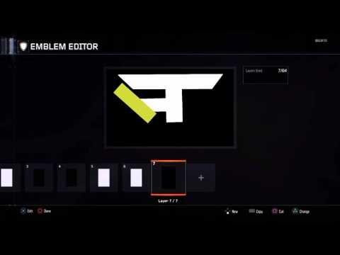How to make the faze logo