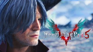 Devil May Cry 5 - Dante Reveal Gameplay Trailer   Gamescom 2018