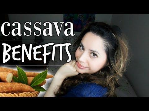 BENEFITS OF CASSAVA | TOP 8 HEALTH BENEFITS OF YUCA or MANIOC
