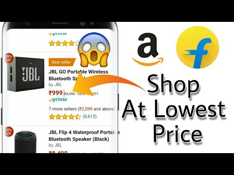 ONLINE SHOPPING AT LOWEST PRICE