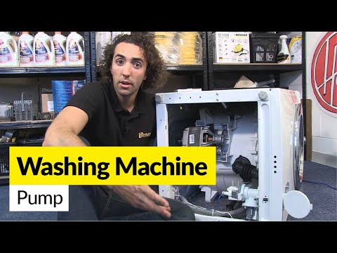 How to Diagnose Washing Machine Drain and Pump Problems