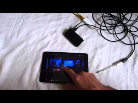 Internet on ipad mini using ethernet cable in flightmode and wifi off