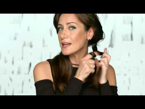 Rope Twist Bun Red Carpet Hairstyle Tutorial with Chiala Marvici