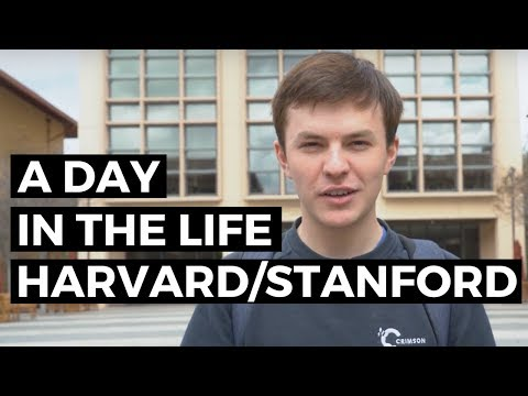 A Day in the Life: Harvard / Stanford Business Student