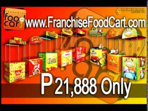 Best Business in The Philippines for 2011 - FOOD CART FRANCHISE
