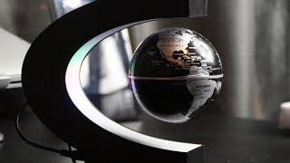 A Magical Magnetic Floating Globe