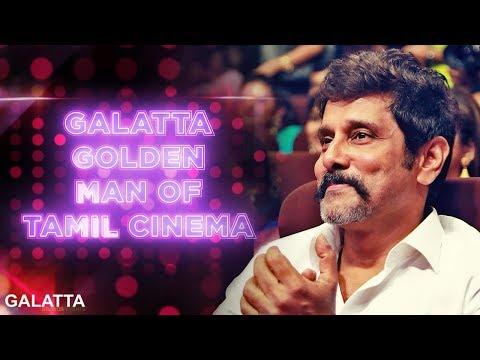 Vikram Birthday Special - Galatta Golden Man of Tamil Cinema | Chiyaan Vikram