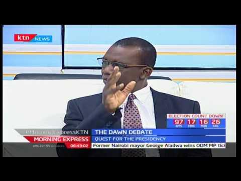 Pete Ondeng' believes President Uhuru Kenyatta has failed Kenya in fighting corruption