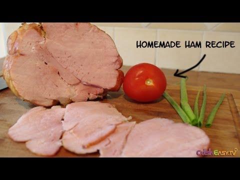 How to make homemade ham | Easy recipe