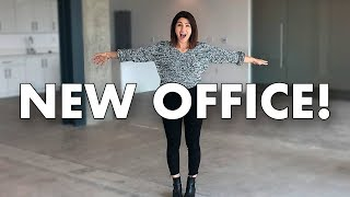 Download Getting an Office Space! | MeganBatoon Video