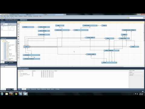 Using MySql Workbench to Model Storycrafter 2.0