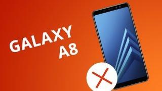 5 motivos para NÃO comprar o Galaxy A8