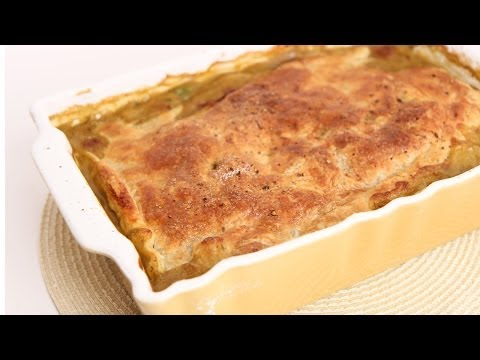 Vegetable Pot Pie Recipe - Laura Vitale - Laura in the Kitchen Episode 671
