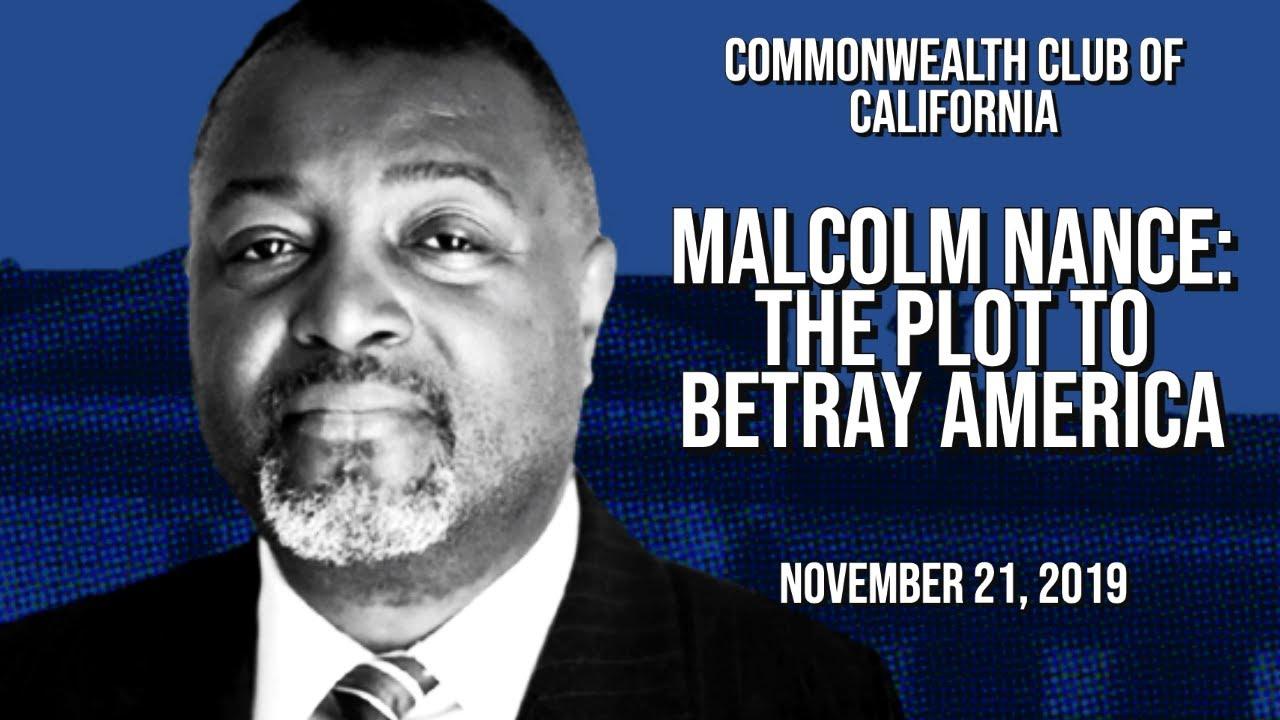 Malcolm Nance: The Plot to Betray America