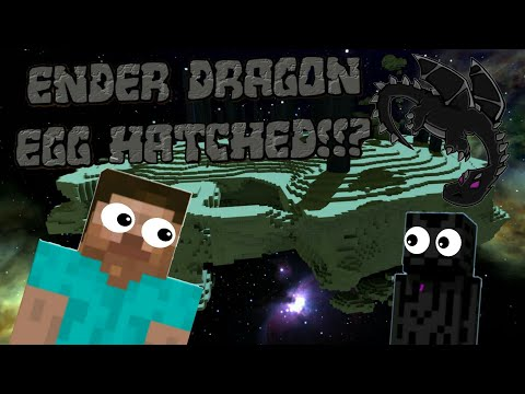How To Hatch the Ender Dragon Egg!! (PS4, PS3, XBOX)