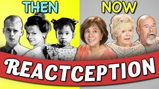 ELDERS REACT TO OLD PICTURES OF THEMSELVES! #2