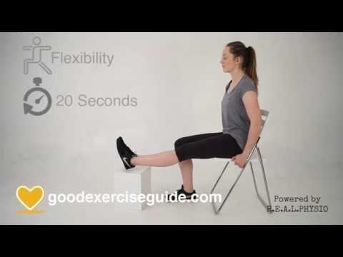 2. Best Total Knee Replacement Exercises, Weeks 3 -12