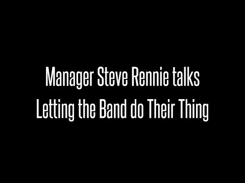 Musicians Institute - Renman Talks About Letting The Band Do Their Thing