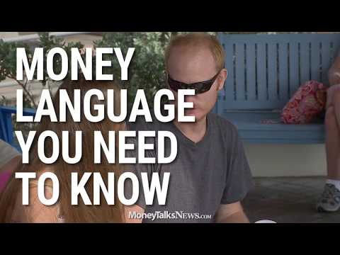 Money Language You Need to Know