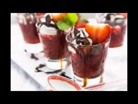 red velvet cake shot
