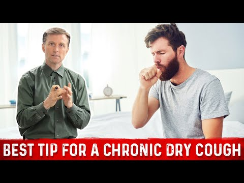 The Best Tip for a Chronic Dry Cough