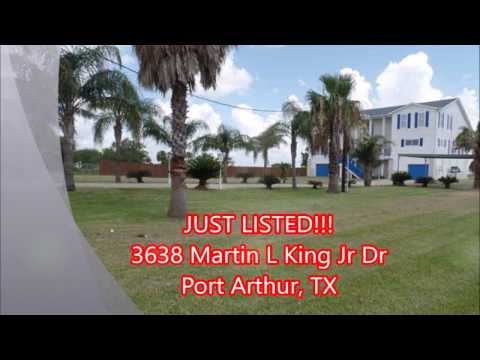 JUST LISTED!!! Beautiful resort like house in Port Arthur. CALL 409-351-5080 TODAY!!