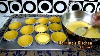 Resep Cara Membuat Pie Susu Sederhana