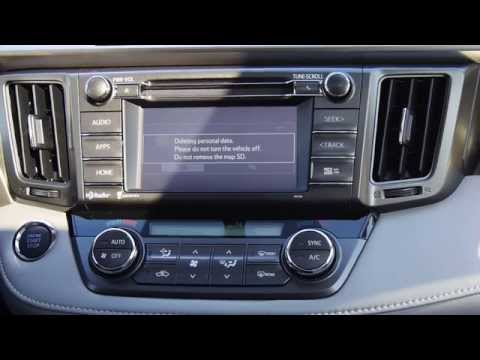 How to delete personal data from Toyota bluetooth - Metro Toyota Cleveland