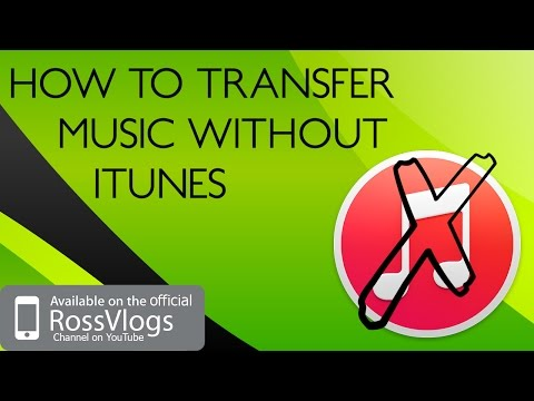 iOS 8.3 - How To Transfer Music to iPhone, iPod, iPad Without iTunes